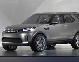 new land rover defender concept land rover discovery vision concept freshness mag