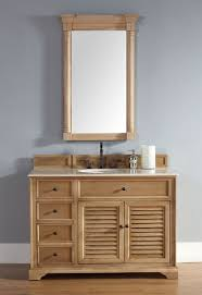 Solid Wood Bathroom Cabinet Adorable Unfinished Solid Wood Bathroom Vanities From Martin