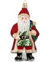deal on galician santa w presents ornament ornaments