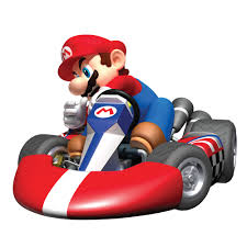 mario kart wii giant wall sticker stickers for wall com mario kart stickers mario kart giant wall sticker