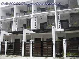 townhouse design php 4 000 000 3 story modern design townhouse in bf las pinas
