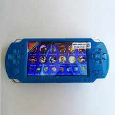 free shipping portable handheld game console 8gb built in 1000
