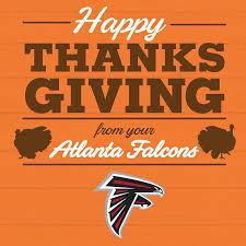 atlanta falcons thanksgiving atlanta falcons