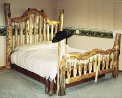 Log Bed Pictures by Log Bed Pinned Www Concealedfurniture Com Log Beds Pinterest