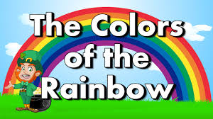 colors of the rainbow color song for kids st patrick u0027s day
