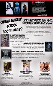 makeup classes in san diego the tents imdb yacht cinema makeup school psa card