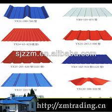 sheet types types of roof sheet corrugated zinc roofing sheet waterproof cheap
