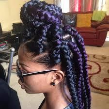 jumbo braids hairstyles best 25 jumbo box braids styles ideas on pinterest jumbo box