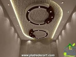 celing design ceiling design contemporary pop false with led lights for living