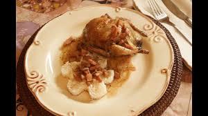 cuisiner des cailles facile cailles au cognac une recette facile et