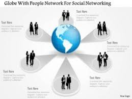 social network powerpoint templates diagrams and slides