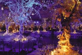 wedding reception decor 37 trendy purple wedding table decorations