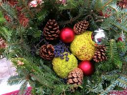 Make Christmas Greenery Decorations by Make Outdoor Christmas Decorations This Year