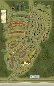 Sfsu Map Pescadero California Campground Santa Cruz North Costanoa Koa