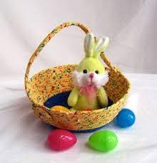 easter baskets for sale handmade easter bonnet wreath lavender easter decoration