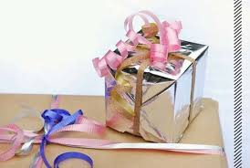 shiny wrapping paper 12 gift wrap tips and hacks that save time and money