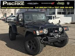 jeep wrangler rubicon 2006 used 2006 jeep wrangler rubicon for sale la crosse wi