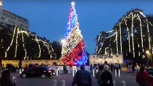 san antonio tree lighting 2017 city christmas tree won t be at alamo plaza this year the daily