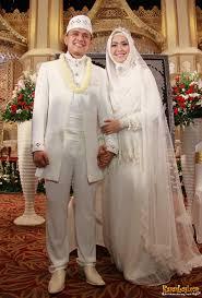 tutorial hijab syar i untuk pengantin model baju pengantin syar i modern model busana pinterest