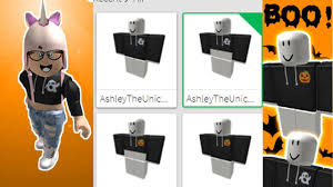 making my own halloween shirts in roblox youtube