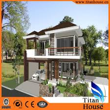 low cost prefabricated light steel frame house view low cost