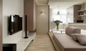 Interesting Modern Small Apartment Simply Decorating A Studio - Modern small apartment design