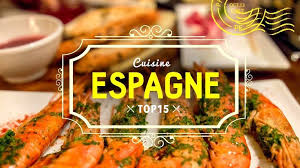 la cuisine espagnole exposé les 25 meilleures idées de la catégorie tapas espagnol connu sur