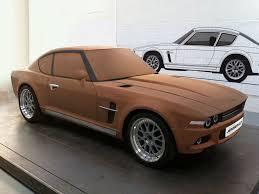 V8 Muscle Cars - jensen gt a british muscle car legend returns with an lsx lsx
