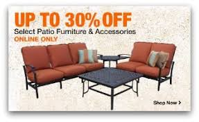 spring black friday deals in home depot home depot patio furniture deals up to 30 off