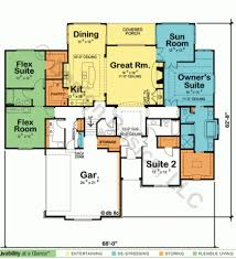 2 master suite house plans simply home designs house plan unveiled floor