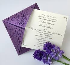 purple wedding invitations purple lace wedding invitations sunshinebizsolutions