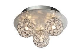 glass ceiling light shade diy b u0026q chandelier