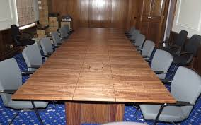 Collapsible Boardroom Table Boardroom Furniture For A Law Firm Fusion Executive Furniture