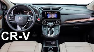 honda crv 2016 interior 2017 honda cr v interior youtube