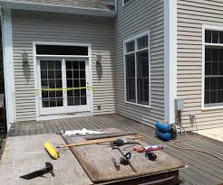 Deck To Sunroom A Deck To Sunroom Conversion In Dover Ma Sunspace Design