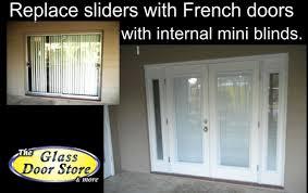 sliding glass door size standard how to accommodate a non standard height exterior door