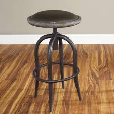 bar stools genuine leather bar stools leather counter height