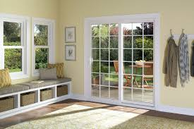 ideas of sliding glass patio doors windows images with terrific