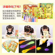 usd 14 49 blowing sand painting kits for children and creative