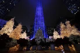 this year u0027s rockefeller center christmas tree revealed upi com