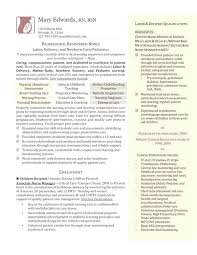 registered resume exles exles of resumes resume exle a nursing