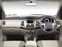 toyota official site innova facelift launched brochure pics price u0026 details