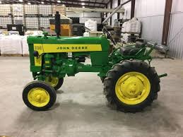 fall harvest antique tractor auction