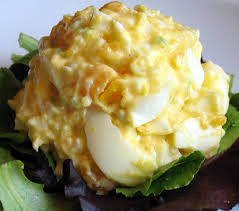 egg salad ina garten classic egg salad sweet and saucy