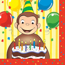 curious george party supplies birthdayexpress