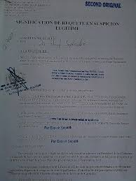 chambre des huissiers de justice de chambre nationale des huissiers de justice resultat examen