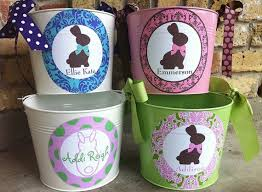 easter pail 68 best painted pails images on easter crafts