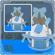 baby shower chairs second marketplace baby shower design s by jaylene