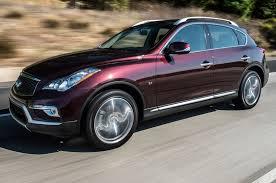 infiniti jeep 2016 2016 infiniti qx50 first drive review motor trend