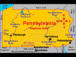 State Of Pennsylvania Map by Glenn Beck On Mitt Romney U0027s Recent Surge In Pennsylvania